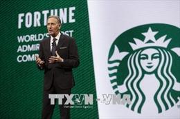 Đồn đoán ông chủ đế chế Starbucks tranh cử tổng thống Mỹ