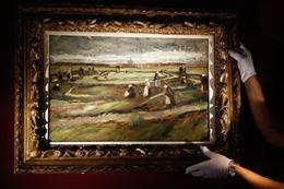 Tranh phong cảnh của danh họa Van Gogh lập kỷ lục thế giới