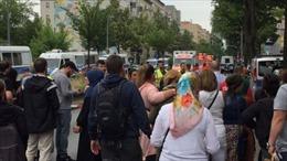 Đức sơ tán một trường tiểu học ở Berlin vì lý do an ninh