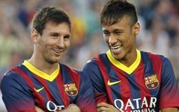 Ý tưởng từ thiện theo số bàn thắng của Neymar và Messi bị dập tắt