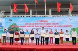 Hưng Yên: Chung tay giảm gánh nặng ô nhiễm môi trường