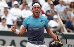 Novak Djokovic thua Marco Cecchinato, bất ngờ lớn ở tứ kết giải Pháp mở rộng