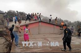 Vụ núi lửa phun trào ở Guatemala: Gần 200 người vẫn mất tích