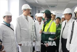 Tuyên Quang, Quảng Ninh tăng cường hợp tác với Nga