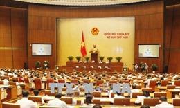 Kỳ họp thứ 5, Quốc hội khóa XIV: Tạo cơ sở pháp lý tổ chức bộ máy công an đồng bộ