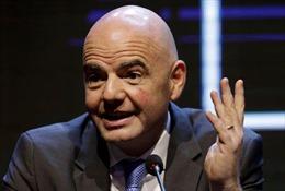 Chủ tịch FIFA tuyên bố Nga đã sẵn sàng 100%