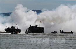 Hải quân Indonesia ngăn chặn khủng bố vận chuyển vũ khí qua đường biển