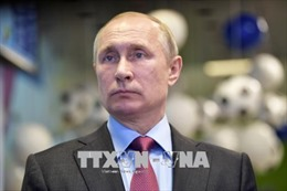 Tổng thống Nga V.Putin giao lưu trực tuyến lần thứ 16 với toàn dân