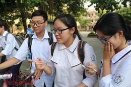 Nóng: Đáp án môn Toán vào lớp 10 Hà Nội
