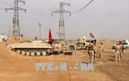 Iraq không kích mục tiêu IS tại Syria