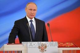 Tổng thống Putin: Nước Nga đảm bảo tăng trưởng bền vững trong tương lai gần