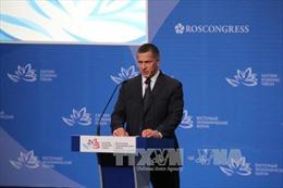 Nga khẳng định sẽ hỗ trợ các dự án kinh tế 3 bên trên Bán đảo Triều Tiên