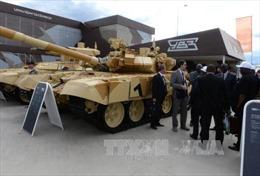 Iraq tiếp nhận hàng chục xe tăng T-90 của Nga