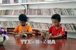 'Thư viện ông Dũng'- nơi lan tỏa văn hóa đọc trong học sinh nông thôn