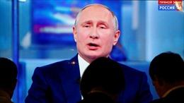 Tổng thống Putin nói về thời điểm Nga rút quân khỏi Syria