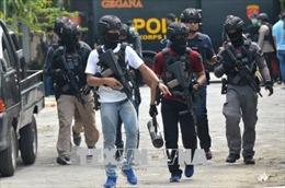 Indonesia bắt thêm 2 nghi can sau loạt vụ tấn công hồi tháng 5