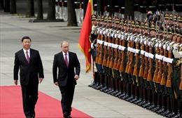 Tổng thống Putin đánh giá quan hệ hợp tác Nga-Trung đạt mức chưa từng thấy