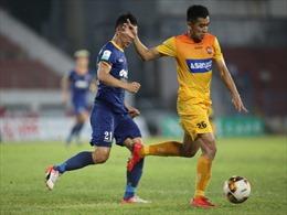 Đánh bại FLC Thanh Hóa 2-0, Hải Phòng lên vị trí thứ 3