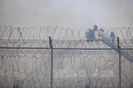 Khóa cửa, phóng hỏa thiêu sống nhiều bạn tù ở Argentina