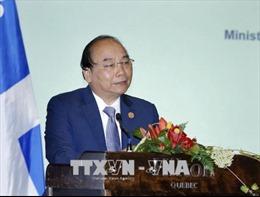 Phát biểu của Thủ tướng Nguyễn Xuân Phúc tại Hội nghị Thượng đỉnh G7 mở rộng