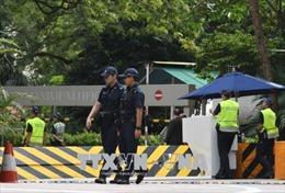 Singapore trục xuất 4 đối tượng trước thềm cuộc gặp thượng đỉnh Mỹ-Triều