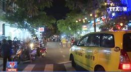 Giữ xe chặt chém du khách tại Lễ hội Pháo hoa quốc tế Đà Nẵng