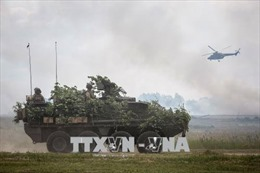 Khoảng 3.000 binh sĩ NATO tham gia diễn tập tác chiến điện tử