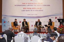 Đối thoại Biển lần thứ ba 'Luật quốc tế và Biển Đông'