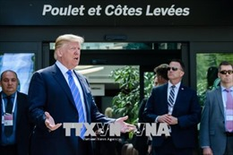 Tổng thống Mỹ tiếp tục công kích các đồng minh về vấn đề thương mại