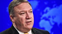 Ngoại trưởng Pompeo nêu rõ kết quả duy nhất Mỹ chấp nhận trong cuộc gặp thượng đỉnh