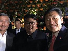 Nhà lãnh đạo Triều Tiên đi 'city-tour' ngắm Singapore về đêm