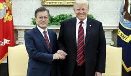Hàn Quốc tuyên bố sẵn sàng 'chia sẻ gánh nặng' với Mỹ thúc đẩy phi hạt nhân hóa