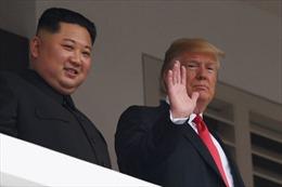 Hội nghị Thượng đỉnh Mỹ-Triều kết thúc hội đàm kín, bước sang đàm phán song phương mở rộng