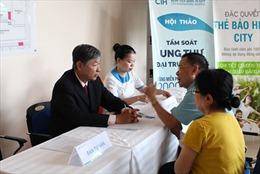 2.000 người được tầm soát ung thư đại trực tràng miễn phí tại Bệnh viện Quốc tế City