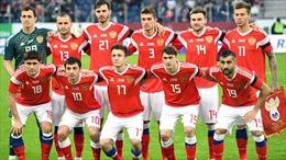 WORLD CUP 2018: Nga và Saudi Arabia đã sẵn sàng cho trận khai mạc
