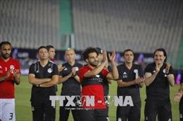WORLD CUP 2018: Khi Mohamed Salah đọ sức Luis Suarez