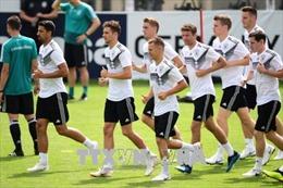 WORLD CUP 2018: Đội tuyển Đức ém quân giữa rừng cây