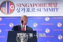 Tổng thống Trump tuyên bố sẽ ngừng các cuộc tập trận với Hàn Quốc, muốn đưa quân về nước