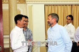 Tổ chức Tài chính Quốc tế cam kết tiếp tục hỗ trợ thành phố Hồ Chí Minh triển khai các dự án hợp tác công tư