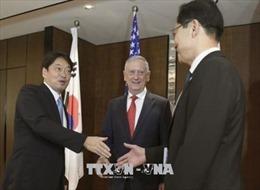 Nhật Bản khẳng định tập trận Mỹ - Hàn có vai trò sống còn