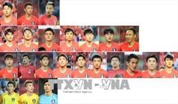 Đội tuyển Hàn Quốc được đón tiếp nồng hậu tại Nga