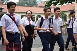 TP Hồ Chí Minh công bố điểm thi vào lớp 10 công lập