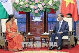Quan hệ Đối tác chiến lược toàn diện Việt Nam - Ấn Độ ngày càng được củng cố, phát triển