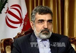 Iran tuyên bố các biện pháp trừng phạt của Mỹ là 'vô nghĩa'