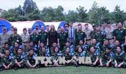 Những người lính Cụ Hồ trên trường quốc tế - Bài 1