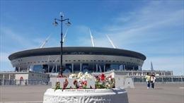 Thành phố Saint Peterburg sẵn sàng khai hội WORLD CUP 2018