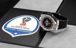 Trọng tài World Cup 2018 được trang bị đồng hồ thông minh
