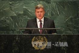 Tổng thống Macedonia từ chối ký thỏa thuận đổi tên nước