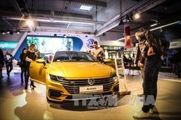 Gian lận khí thải, hãng sản xuất ô tô Volkswagen nộp phạt một tỷ euro