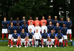 World Cup 2018: Pháp quyết giải 'bài toán' Australia